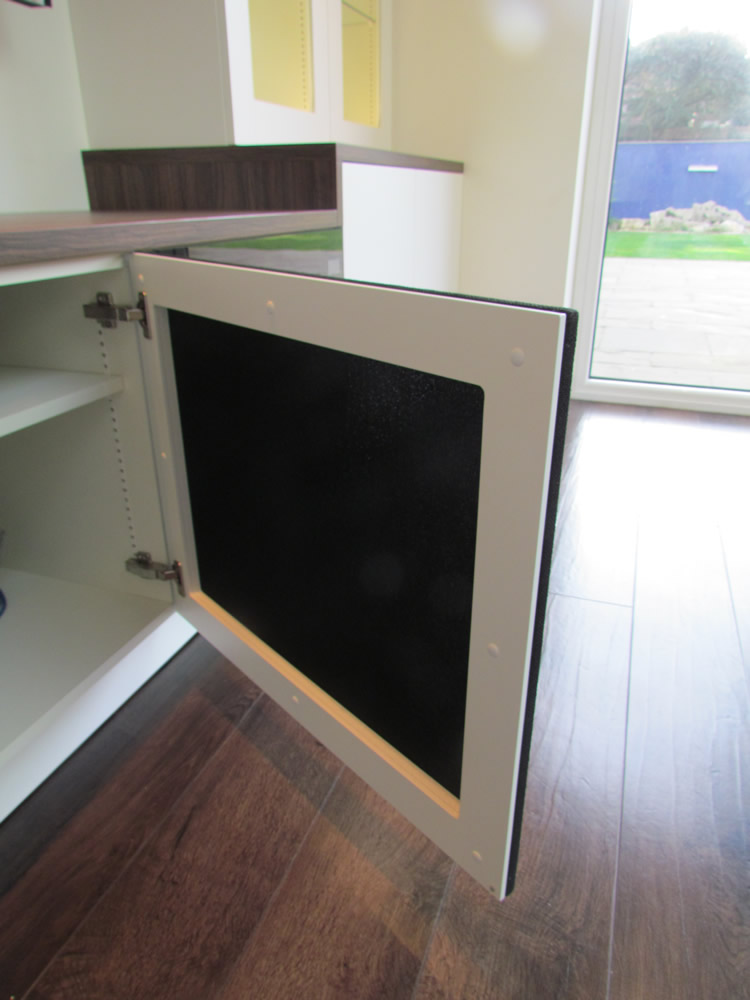 Media and Display Unit