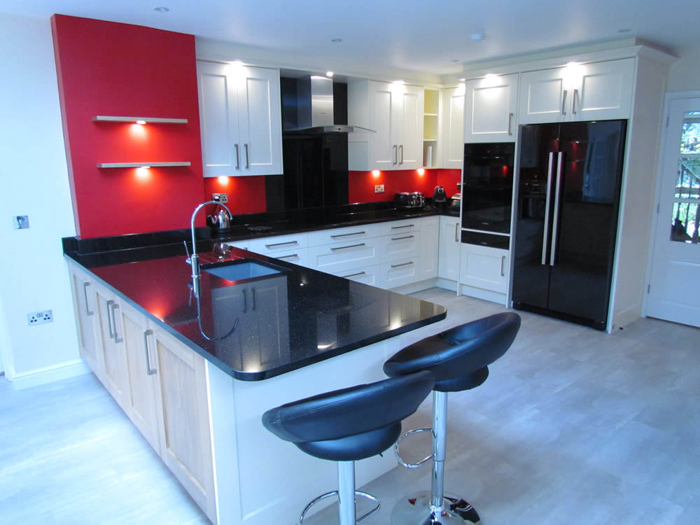 Modern Shaker Kitchen