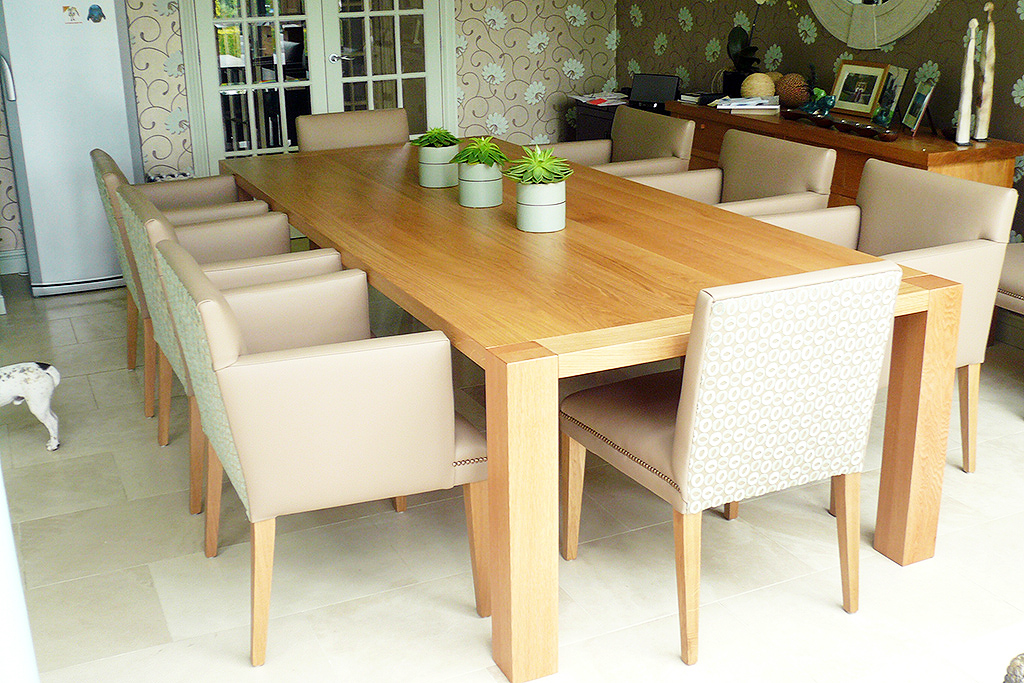 Tables fifty fifty furniture aylesbury buckinghamshire for Dining room tables perth