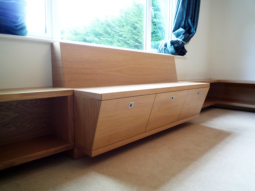 Solid Oak lounge room furniture