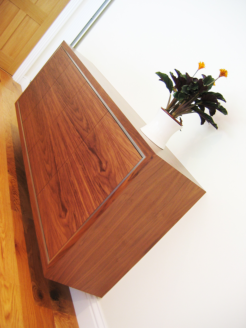 Walnut AV Furniture