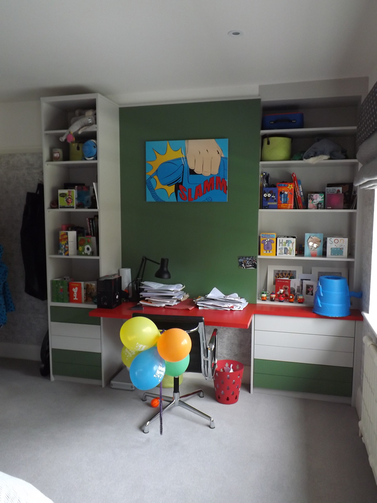 Childrens Workstation